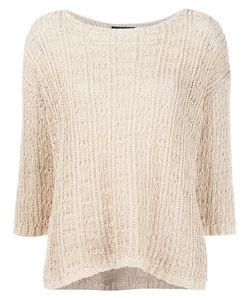 Eileen Fisher   Openwork Sweater