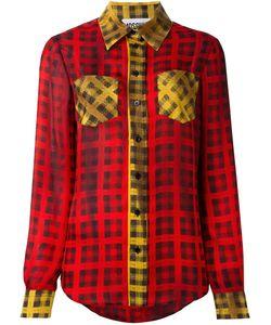 Moschino | Рубашка В Клетку