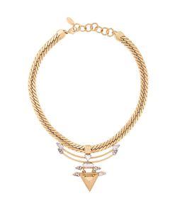 Elizabeth Cole | Crystal Embellished Necklace