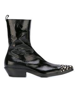 Haider Ackermann | Toe Cap Detail Boots