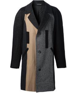 Icosae | Однобортное Пальто