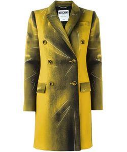 Moschino | Классическое Пальто Trompe-Lœil