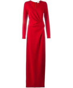 Lanvin | Платье С Запахом