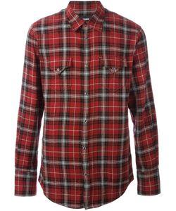 Dsquared2 | Рубашка В Клетку Western