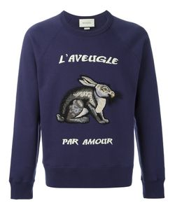 OUTSOURCE IMAGES | Rabbit Patch Sweatshirt