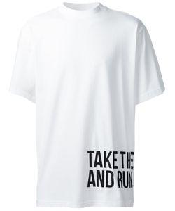 Icosae | Футболка Take The Cash And Run