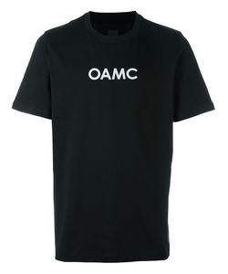 OAMC | Футболка С Принтом Логотипа
