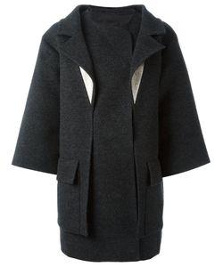 Chanel Vintage | Пальто Свободного Кроя