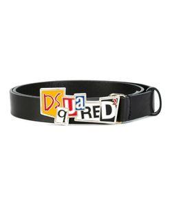Dsquared2 | Ремень С Пряжкой-Логотипом