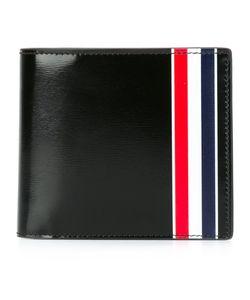 Thom Browne | Бумажник С Контрастными Полосками
