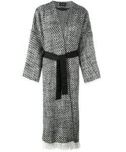 Isabel Marant | Твидовое Пальто Iban