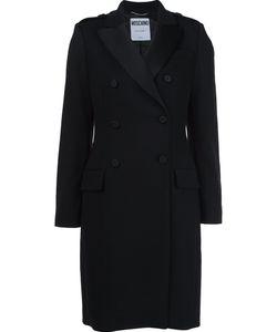 Moschino   Двубортное Пальто