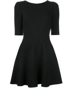 Dolce & Gabbana | Короткое Расклешенное Платье