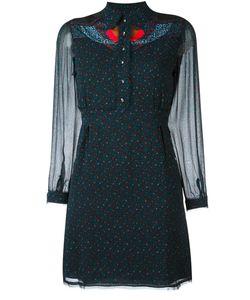 COACH | Платье С Цветочным Принтом