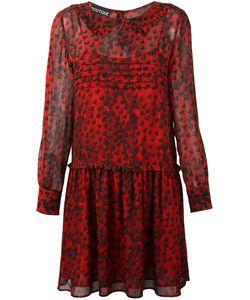 BOUTIQUE MOSCHINO | Платье С Принтом Сердец