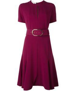 Stella Mccartney | Платье С Поясом На Талии