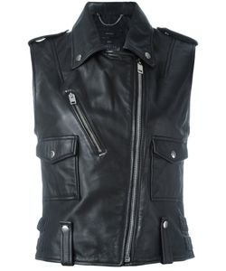 Diesel | Sleeveless Biker Jacket