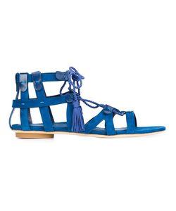 Marion Parke | Jade Flat Sandals