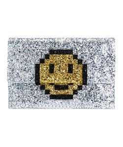Anya Hindmarch | Pixel Smiley Clutch