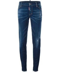Dsquared2 | Medium Waist Skinny Jeans