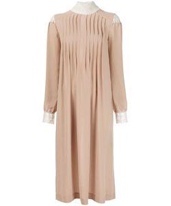 Veronique Branquinho   Расклешенное Платье