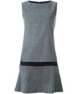 Jil Sander Navy | Платье С Заниженной Талией