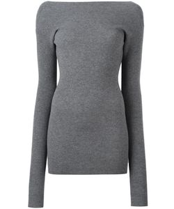 Stella Mccartney | Dropped Shoulder Knit Top
