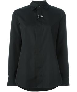 Dsquared2 | Classic Embellished Detail Shirt