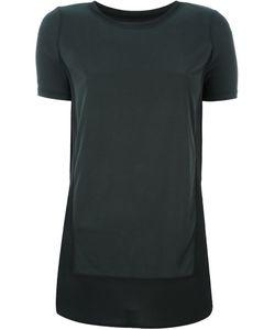 DEMOO PARKCHOONMOO | Draped-Rear Long T-Shirt
