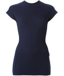 SYSTEM | Ribbed Top