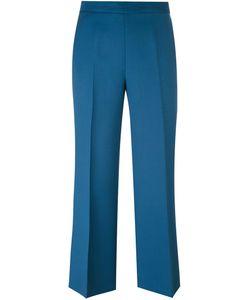 Fendi | Flared Cropped Trousers