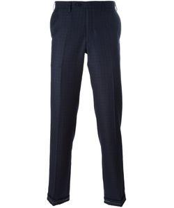 Brioni | Plaid Tailored Trousers