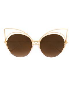 Frency&Mercury | Frency Mercury Quetzal Sunglasses Titanium