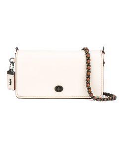 COACH | Chain Strap Crossbody Bag Leather