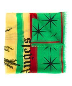 PALM ANGELS | Шарф Rastafari Skull