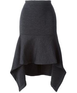 Marni | Asymmetric Flared Midi Skirt