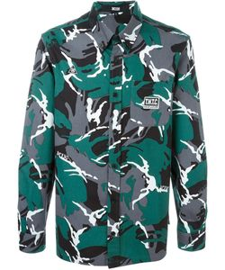 Ktz | Camouflage Print Shirt