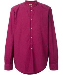 Massimo Alba | Рубашка С Воротником-Стойкой