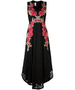 Antonio Marras | Кружевное Платье С Цветочной Вышивкой