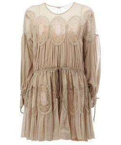 Chloe | Платье С Панельным Дизайном