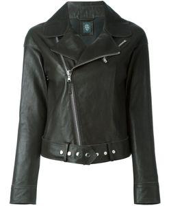 Eleventy | Классическая Байкерская Куртка