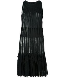 Missoni | Трикотажное Платье С Бахромой