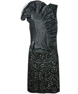 Maison Margiela   Фактурное Платье Шифт