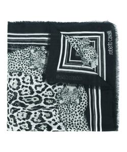 Roberto Cavalli | Leopard Print Scarf