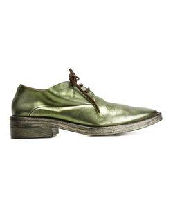 Marsell | Туфли На Шнуровке С Заостренным Носком