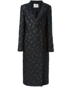Lanvin | Пальто С Вышивкой Роз