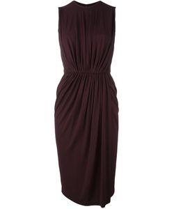 Givenchy | Платье Со Складками