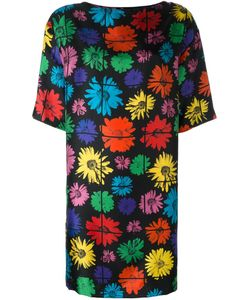 Moschino | Платье С Цветочным Узором