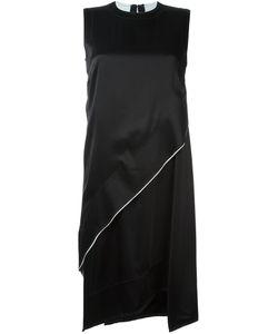 DKNY | Атласное Платье Без Рукавов
