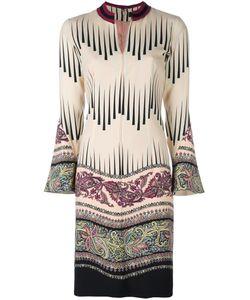Etro | Платье С Цветочным Принтом